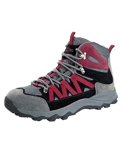 d1affeb6bb9 Cotton Traders Unisex Womens Ladies Mens Waterproof Walking Boots ...