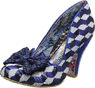 Irregular Choice Women's Nick of Time Closed-Toe Pumps 4135-14S