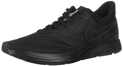 separation shoes 9d7df 78725 Nike WMNS Zoom Strike, Chaussures de Running Femme, Noir 010, 36.5 EU