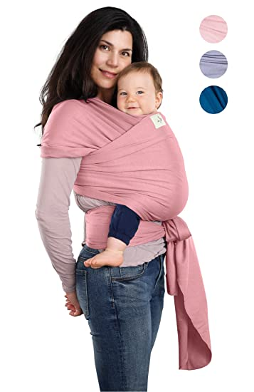 Amazon Com Babywaybe Wrap Sling Carrier For Infants And Newborn
