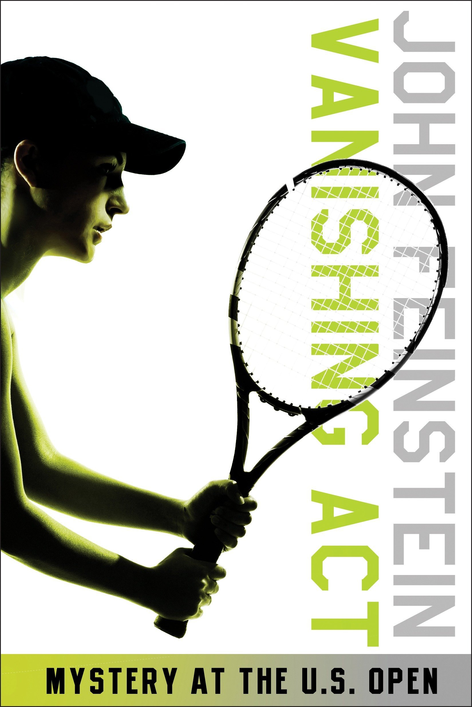 Download Vanishing Act Mystery At The Us Open The Sports Beat 2 By John Feinstein
