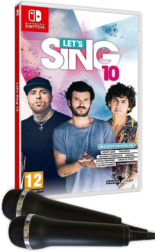 Lets Sing 10: Amazon.es: Videojuegos