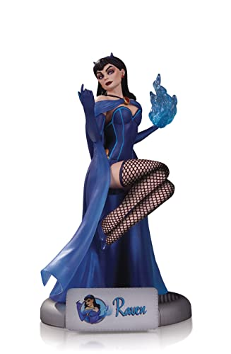 DC Collectibles Comics Bombshells Raven Statue