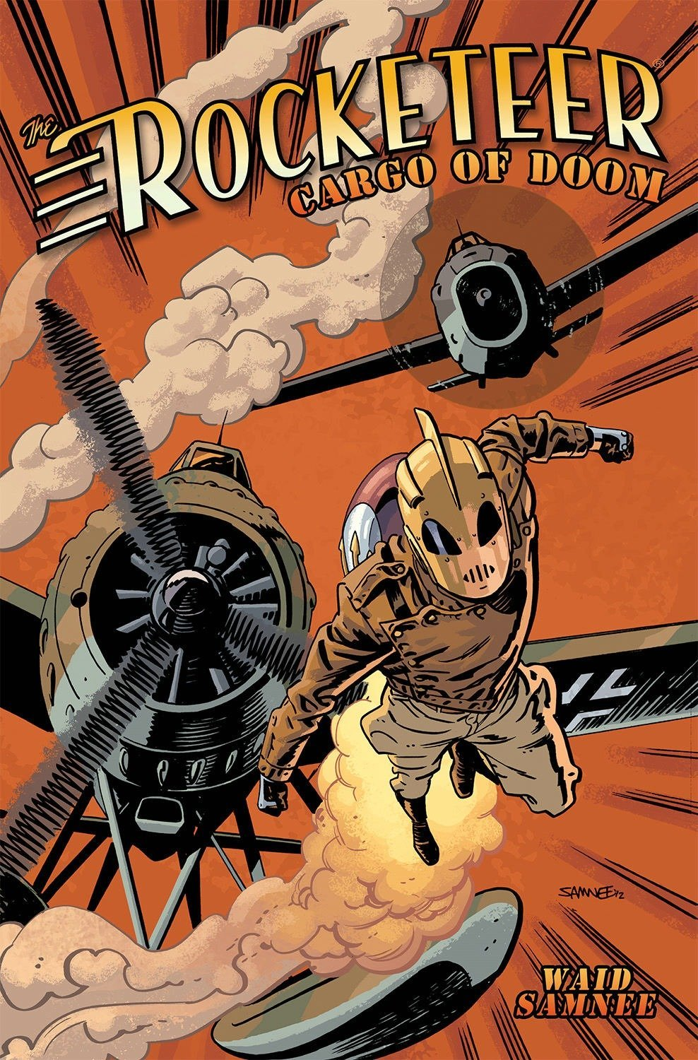 Download Rocketeer: Cargo of Doom (The Rocketeer) pdf