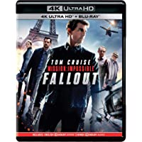 Mission: Impossible 6 - Fallout (4K UHD & Blu-ray) (2-Disc)