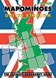 MAPOMINOES UK - Fun educational geography travel game about connecting counties in England, Scotland, Wales & Northern Ireland. Like dominoes with maps.