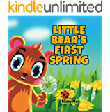 Little Bear's First Spring: A Children's Books about Seasons, Toddlers, Ages 1-3, Bedtime Stories for Kids