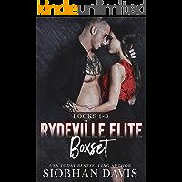 Rydeville Elite Box Set: A Dark High School Bully Romance Trilogy