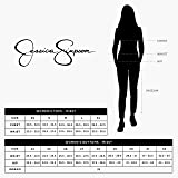 Jessica Simpson Women's Kiss Me Skinny Jeans, Black