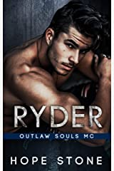 Ryder: An MC Romance (Outlaw Souls Book 1) Kindle Edition