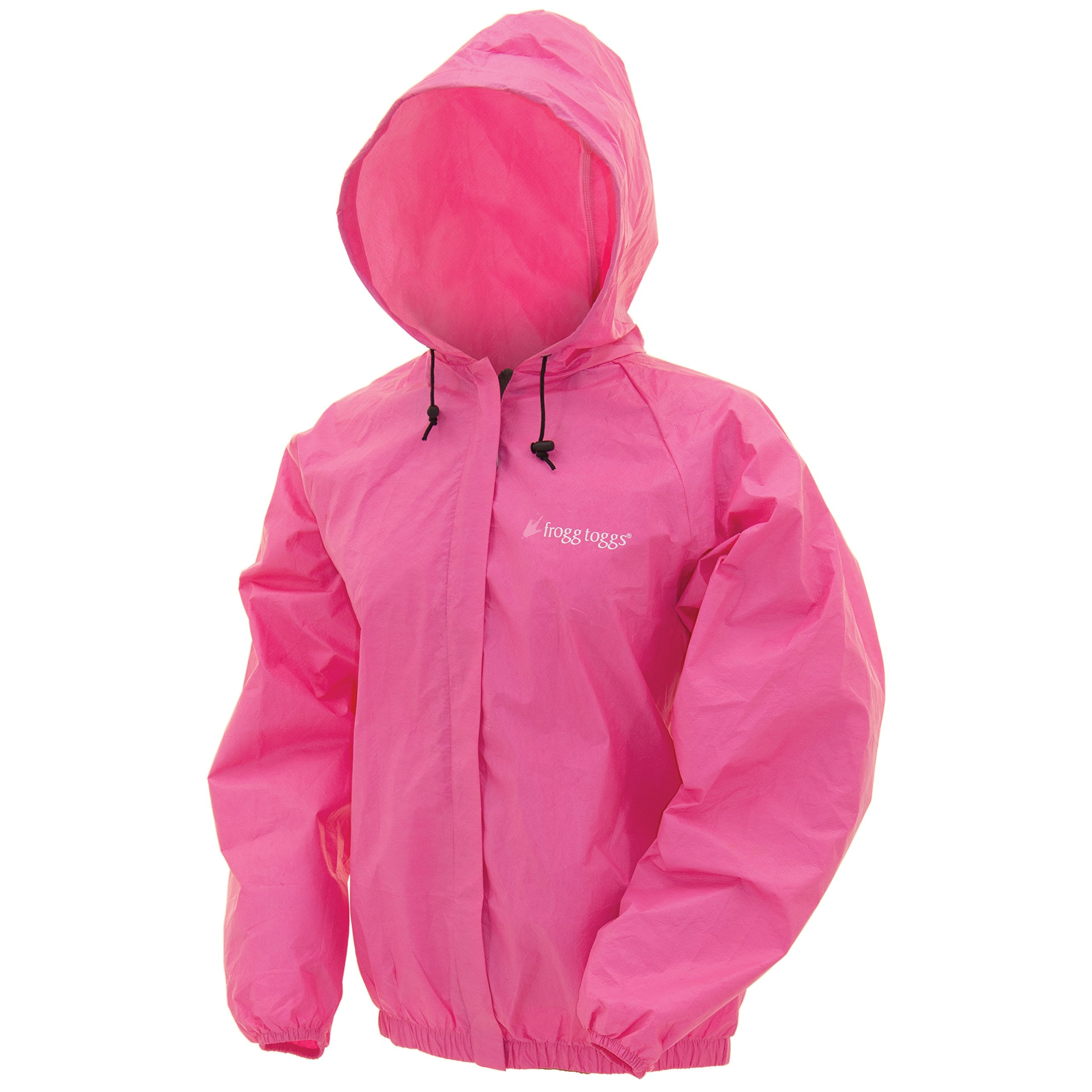 Frogg Toggs Women's Ultra-Lite 2 Jacket, Large, Pink