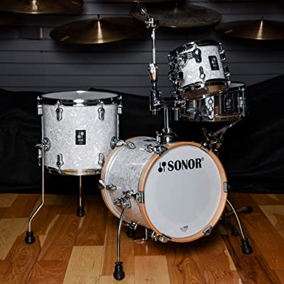 Sonor AQ2 Martini 4-Piece Shell Pack with Snare