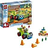 LEGO | Disney Pixar's Toy Story 4 Woody & RC 10766 Building Kit (69 Pieces)