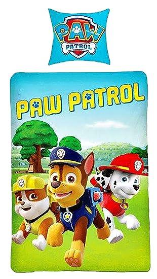 Bettwäsche Paw Patrol  135x200cm Renforce