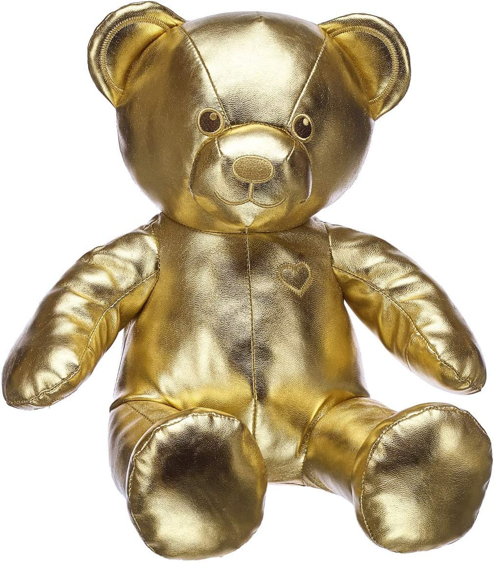 Build A Bear Workshop Online of Gold Bear