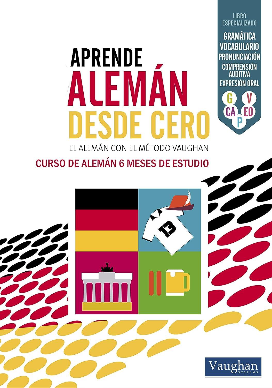 Aprende alemán desde cero- 01 eBook: Brown, Richard, Martínez ...