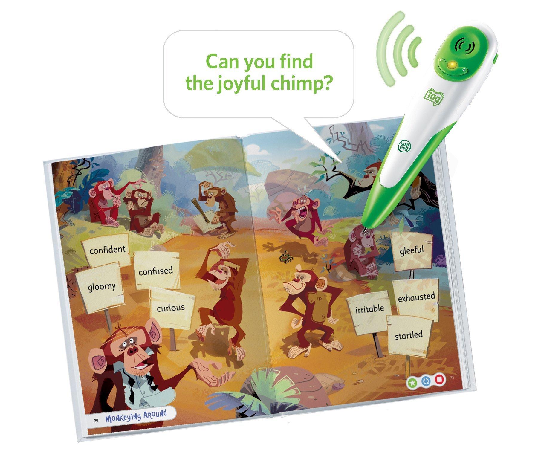 Leapfrog LeapReader & Tag Activity Storybook Madagascar: Escape 2 Africa Air Penguin by LeapFrog (Image #3)