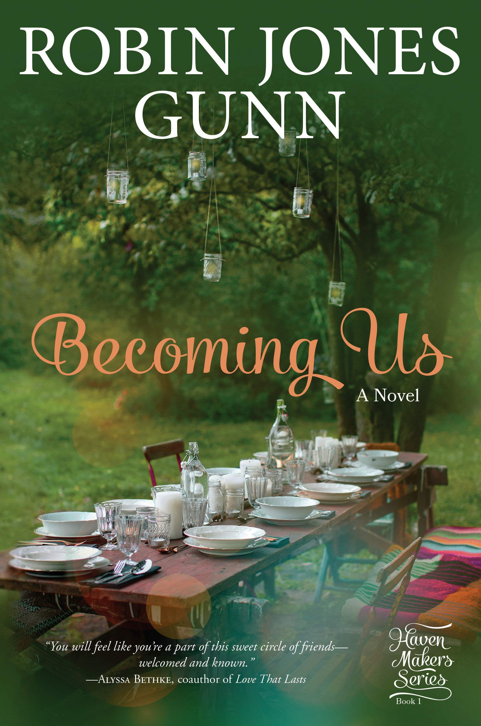 Becoming Us: A Novel