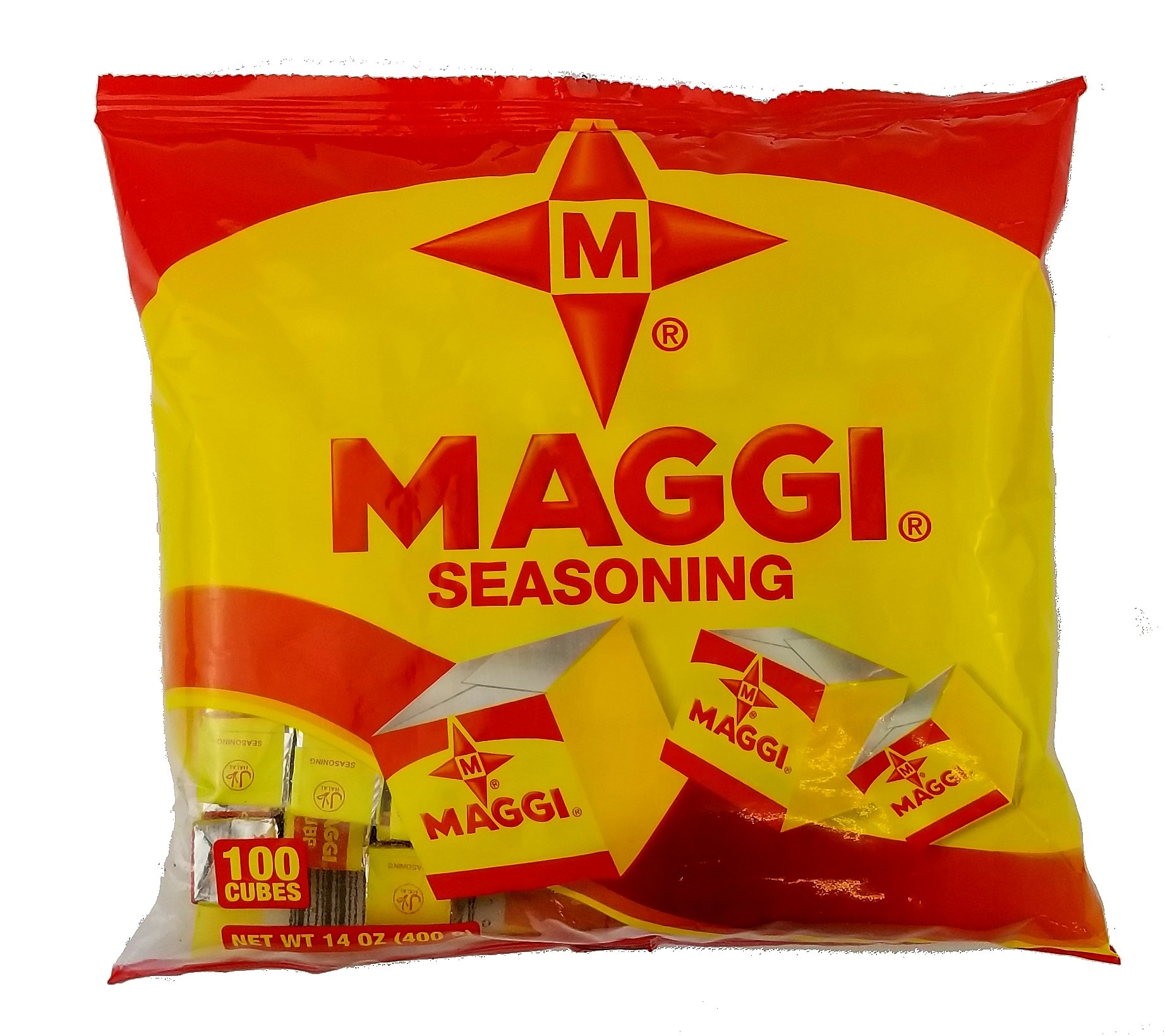 Maggi Cube Seasoning, 100 cubes