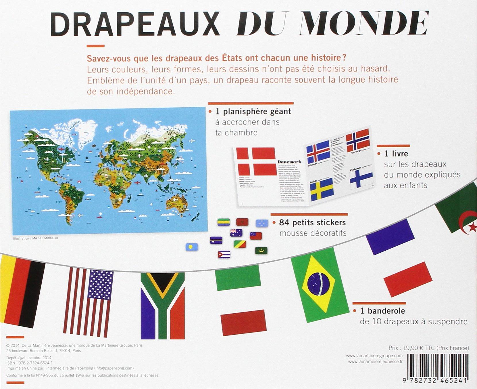 Amazon Drapeaux Du Monde Coffret Bednar Sylvie Teen Young Adult