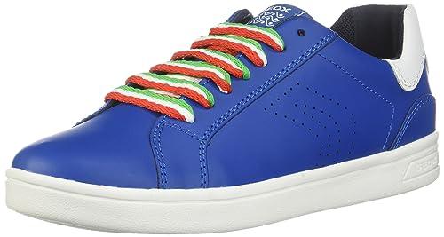 Geox J Djrock C, Zapatillas para Niños: Amazon.es: Zapatos y complementos