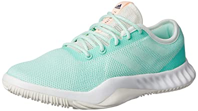 check out d08be 1888e adidas Crazytrain Lt W, Chaussures de Fitness Femme, Multicolore  (MenclaBlanub