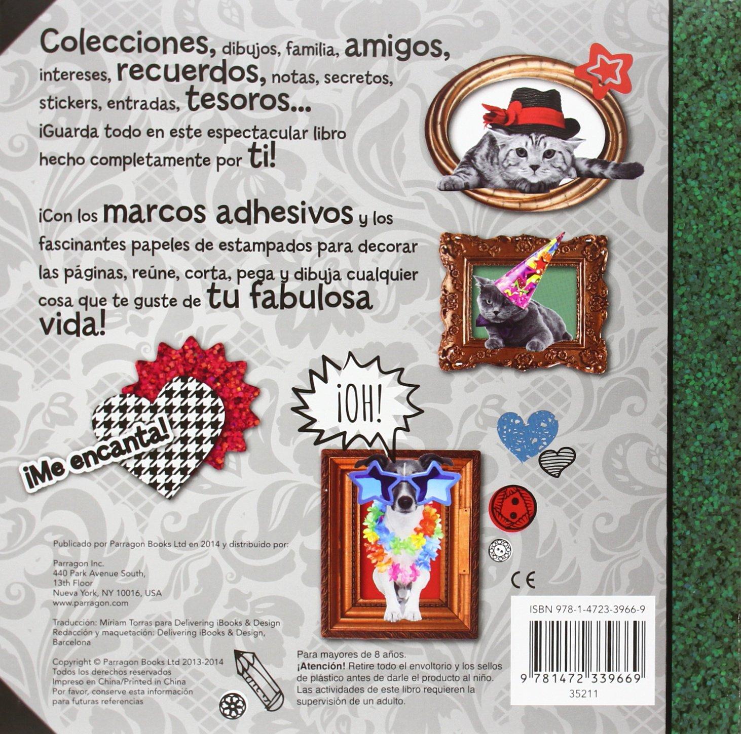 Mi propio libro de recortes! (Tween Range) (Spanish Edition ...