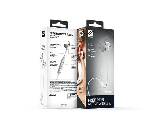 Amazon.com: iFrogz Audio - FREE REIN Active Wireless Bluetooth Earbuds - Black: Electronics