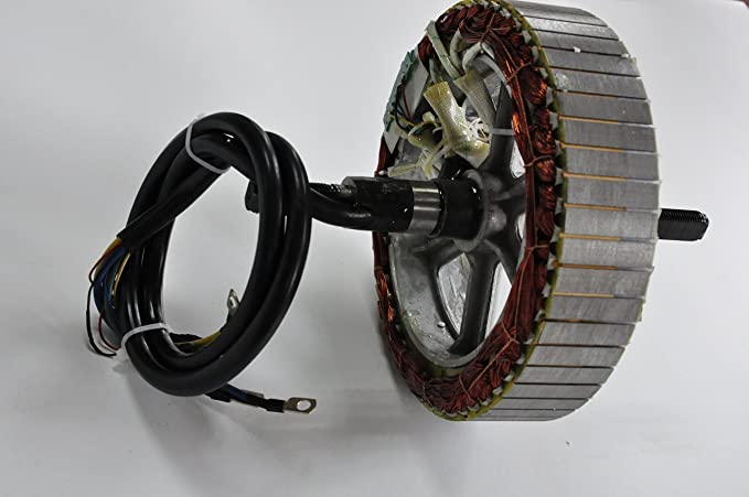 Amazon.com : NBPower 5000 watt hub Motor,CE 5kw ebike hub Motor, Electric Bike brushless dc hub Motor 5000w for Electric Bicycle : Sports & Outdoors