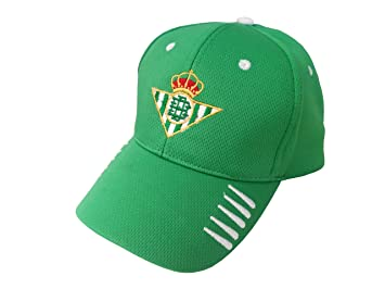 Real Betis Balompié GORBET Gorra, Adultos Unisex, Verde, Talla Unica: Amazon.es: Deportes y aire libre