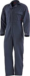 product image for DRIFIRE High Performance Flame Resistant Ultra-Lightweight 4.4 oz. Coveralls, CAT2 | 2112 Navy Blue