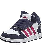 adidas Hoops Mid 2.0 I, Sneakers Basses bébé garçon
