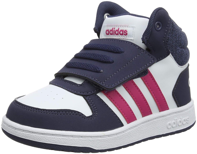 Chaussures de Gymnastique Mixte b/éb/é adidas Hoops Mid 2.0 I