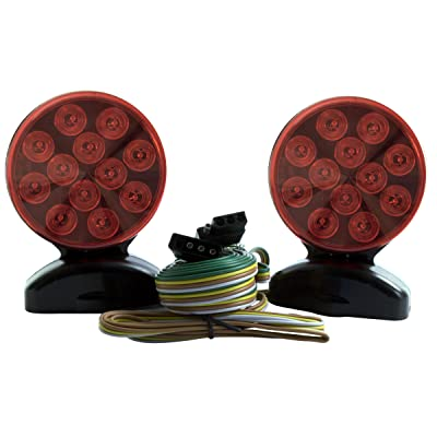 Blazer C7300 LED Magnetic Towing Light Kit: Automotive