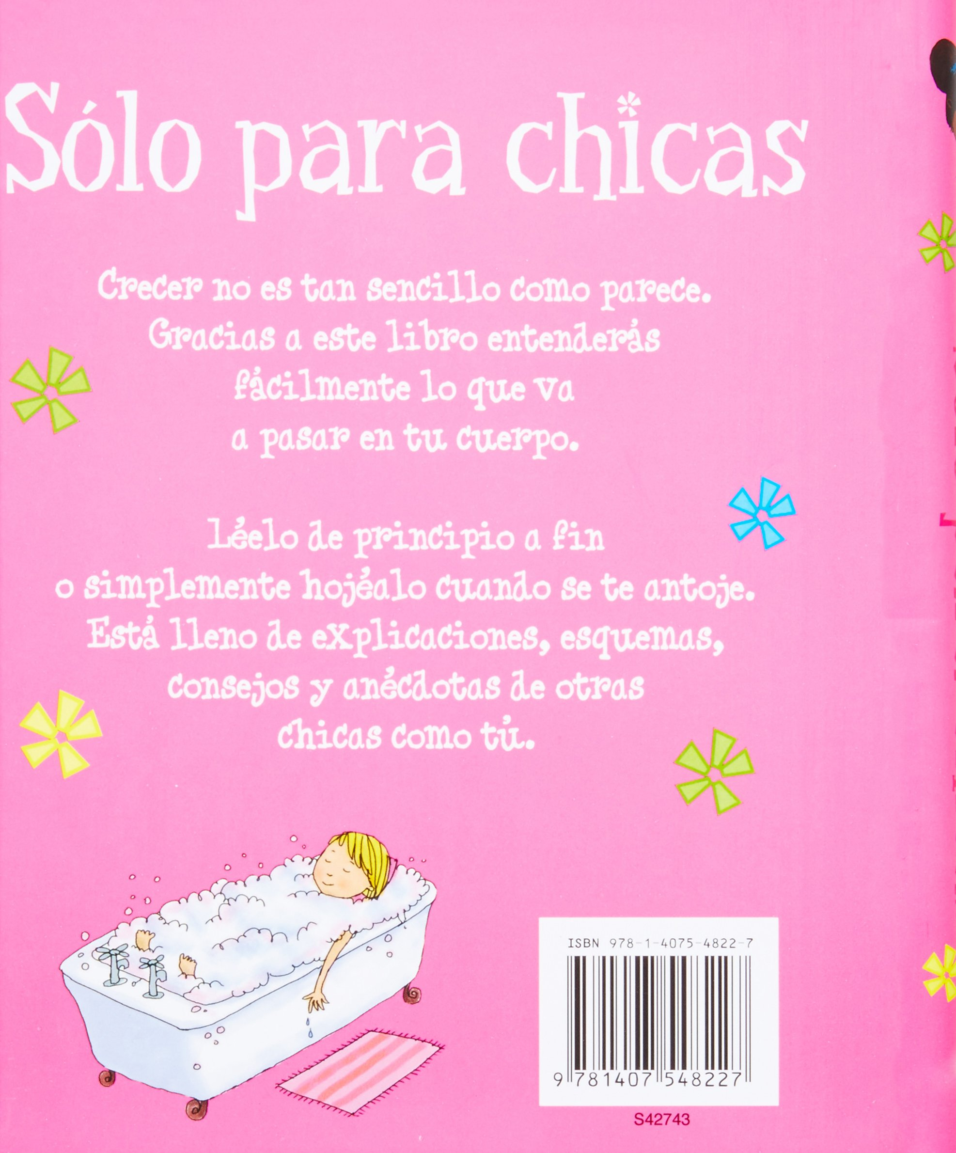 Solo para chicas - ¿que me esta pasando? Amazing Body: Amazon.es: Sarah Delmege, Lee Wildish: Libros