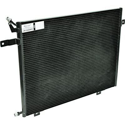 Universal Air Conditioner CN 22059PFC A/C Condenser: Automotive [5Bkhe2010324]