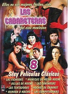 LAS CABARETERAS 8 PACK:LAS FICHERAS/MUNECAS DE MEDIA NOCHE/BELLAS DE NOCHE