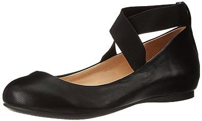 Jessica Simpson Women's Mandayss Ballet Flat,Black,5 ...