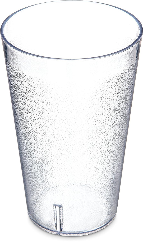 Carlisle 553207 Stackable Tumbler, 32 oz, Clear, Plastic (Case of 48)