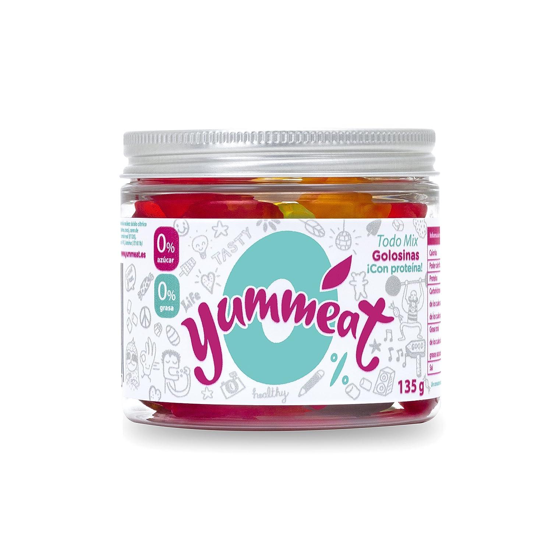 Tarro Todo Mix Yummeat 0% azúcar 0% grasa: Amazon.es: Alimentación y bebidas