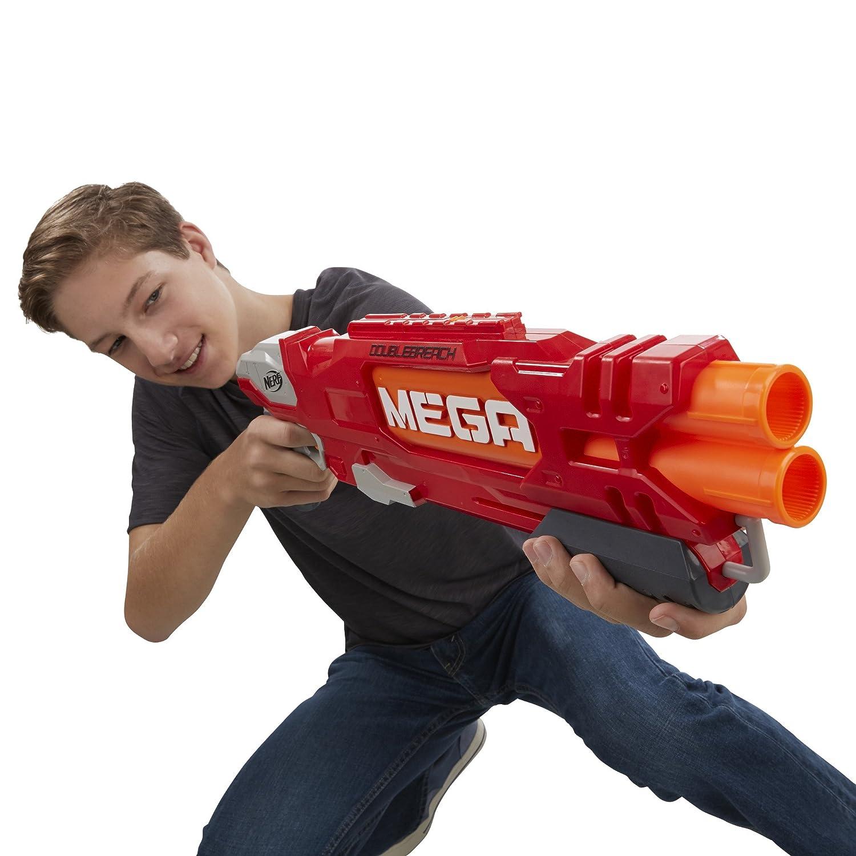 Buy Marvel Nerf N-Strike Elite Double Breach Blaster Online at Low Prices  in India - Amazon.in