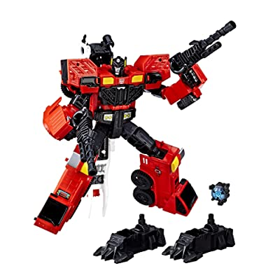 Transformers Voyager Inferno Action Figure: Toys & Games