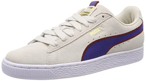 Amazon.com | PUMA Unisex Adults Suede Classic Sport Stripes Low-Top Sneakers | Fashion Sneakers