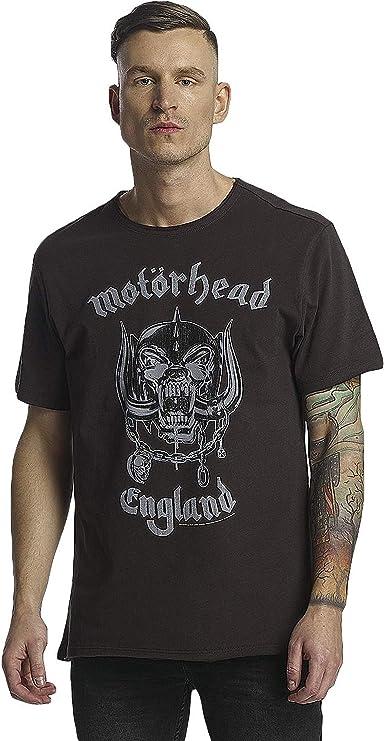 Amplified Clothing Motorhead /'England/' Womens T-Shirt