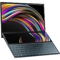 "ASUS ZenBook Duo UX481 14"" FHD NanoEdge Bezel Touch Display, Intel Core i7-10510U CPU, 8GB RAM, 512GB PCIe SSD…"