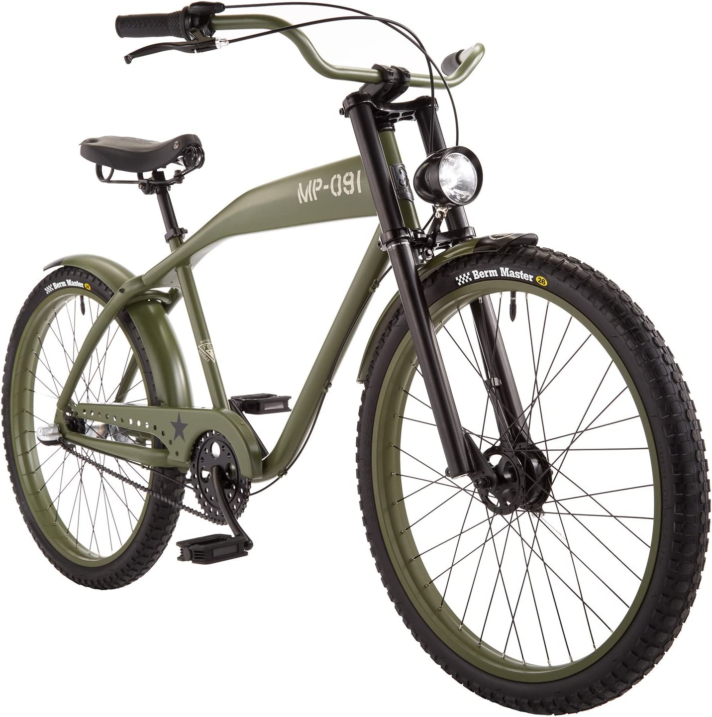 Felt Cruiser MP - Bicicleta retro - 26