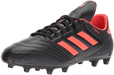 low priced 0778e 08f92 adidas Mens Copa 17.3 FG Soccer Shoe, Black Solar Red, 6.5 Medium US