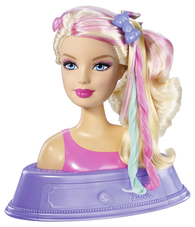 Barbie Hairtastic Styling Head Mattel V9523