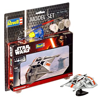 Revell 63604 Star Wars - Model Set Maqueta Snowspeeder