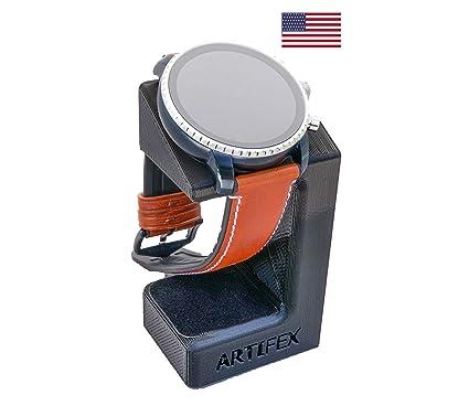 Artifex Design - Soporte de carga para reloj inteligente Fossil Q Explorist HR, Q Venture